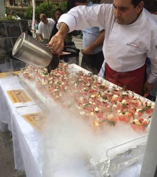 Manolo Bordallo en Cordoba Gourmet 2015 01