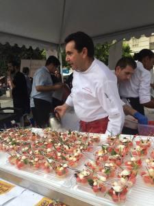 Manolo Bordallo en Cordoba Gourmet 2015 03