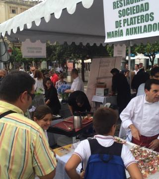 Manolo Bordallo en Cordoba Gourmet 2015 05