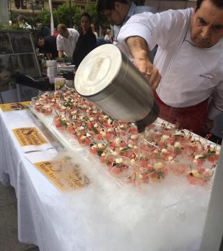 Manolo Bordalo en Cordoba Gourmet 2015