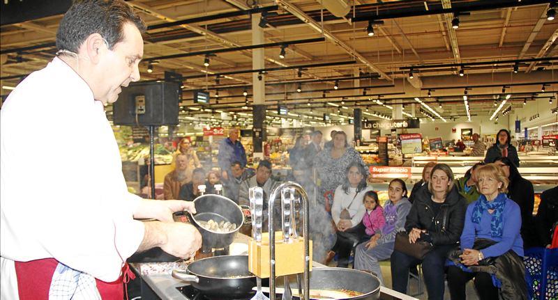 Manolo Bordallo del Restaurante en Córdoba Sociead Plateros Maria Auxiliadora en Diario Cordoba