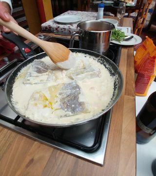 Bacalao con almendras sin gluten sin lactosa 07