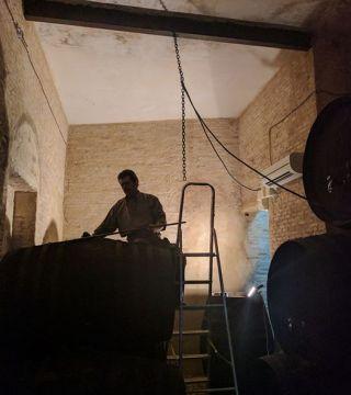 Despacho de vinos a granel Sociedad Plateros María Auxiliadora 08