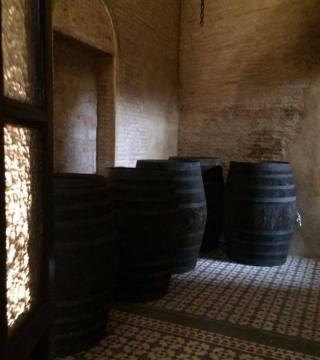 Despacho de vinos a granel Sociedad Plateros María Auxiliadora 19
