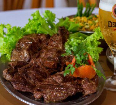 Restaurante o Miguel Aracaju Prato Carne