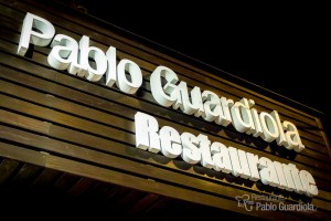 Restaurante pablo guardiola