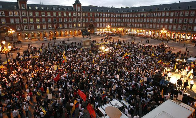 Hoy los peruanos celebramos las Fiestas Patrias en Madrid