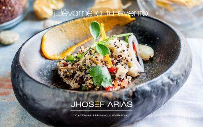 Servicios Catering Peruano Gourmet Premium