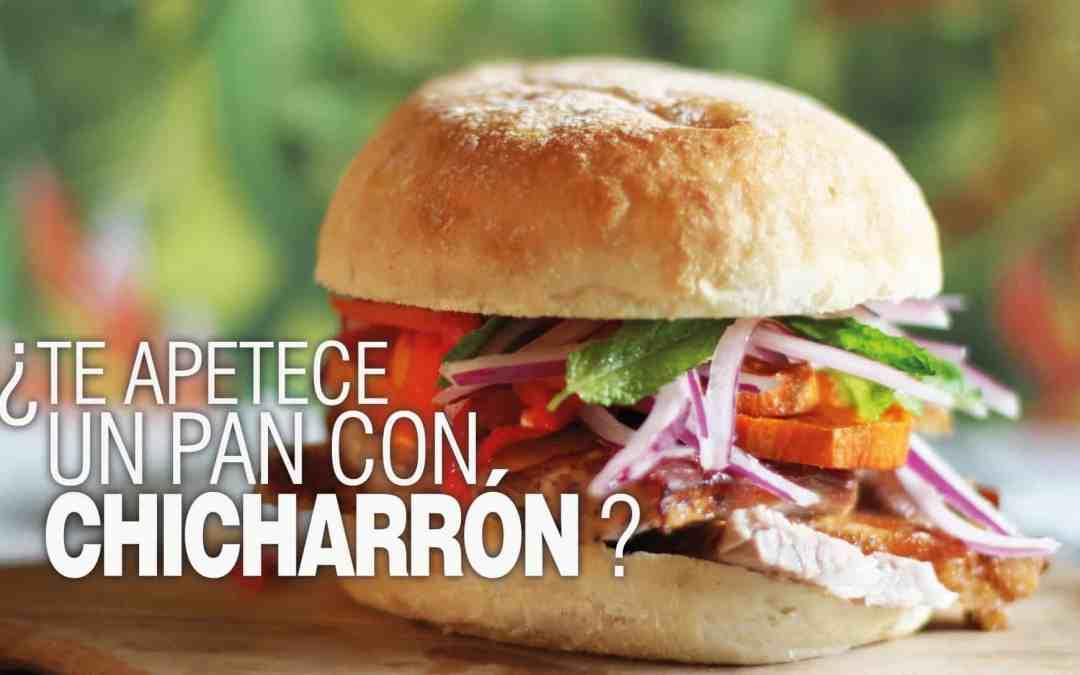 Desayunos Peruanos con Chicharrón en Restaurante Piscomar