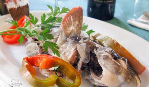 Vieja Guisada · Restaurante San Andrés · La Palma