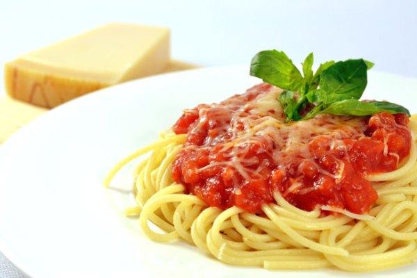Spaguetti napolitana