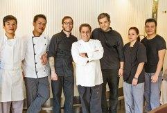 Equipo restaurante Viavélez Madrid