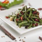 Stir Fried Green Beans with Chili