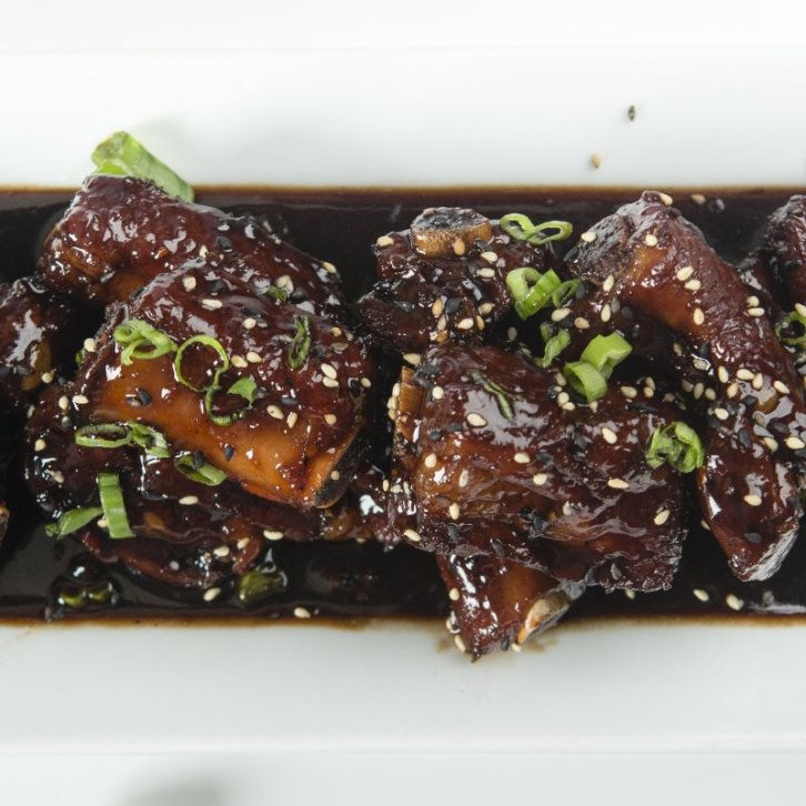 Gia Ba Sweet and Sour Spare ribs