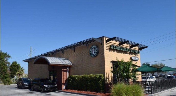 Closed | Starbucks | New Port Richey, FL