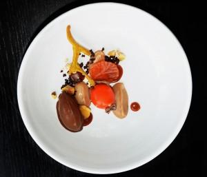 gerecht dessert restaurant La Provence