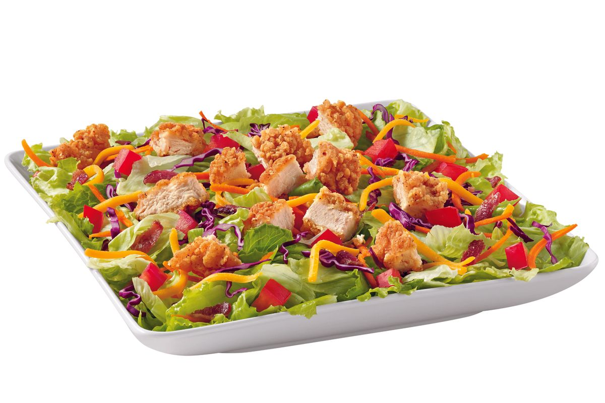 Chicken Dq Crispy Salad