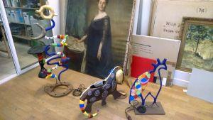 restauration objets art paris