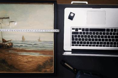 conditiecontrole schilderij