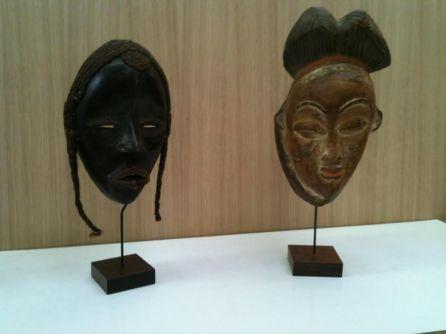 Socles masques