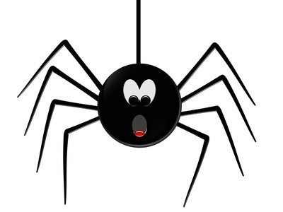 Afraid of Spiders? Me Too!
