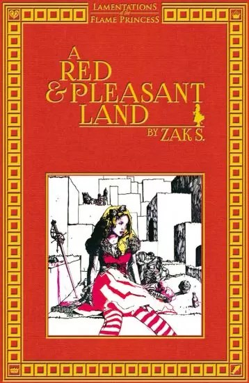 A Red and Pleasant Land - cover