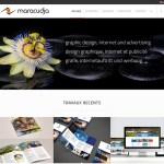 Maracudja, P.Desachy   Graphisme, web design et publicité