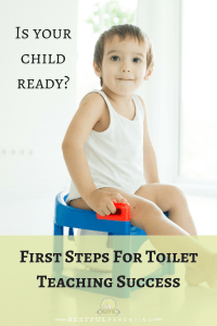 Check out our guide for your first steps to toilet teaching success!