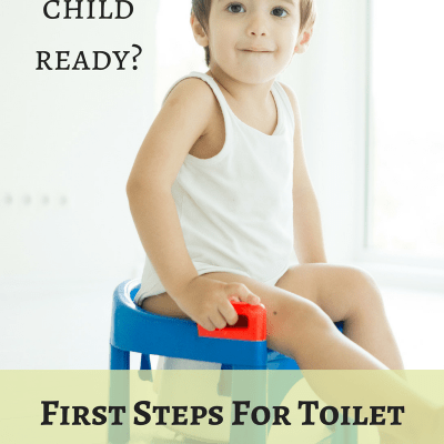 First Steps for Successful Toilet Teaching