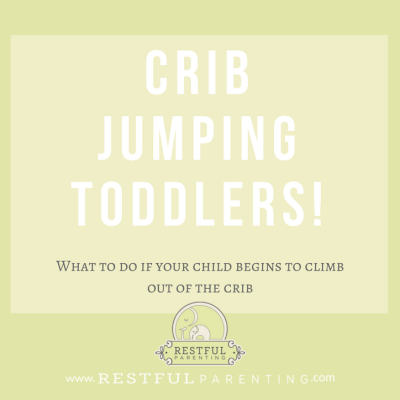 What to do if your child begins to climb out of the crib
