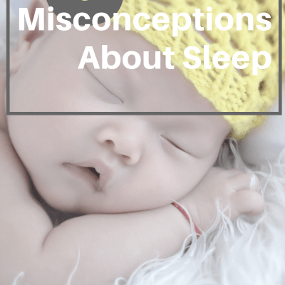 6 Common Misconceptions About Sleep