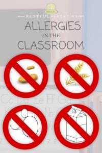 Understanding Allergies in the Classroom