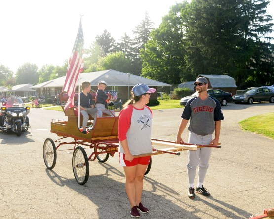 2018 RHH Independence Parade floats and participants 26
