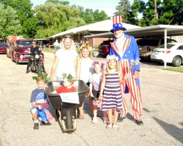 2018 RHH Independence Parade floats and participants 37