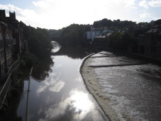 The River Wear and Framwellgate Bridge, Durham