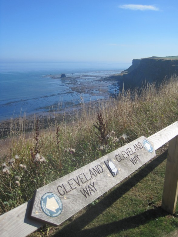 Walking the Cleveland Way