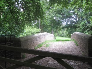 And Trevor's Bridge, built in 1757.