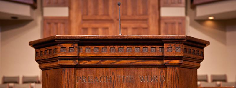 Image result for pulpit