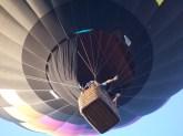 Hot Air Balloon, Hershey, Pennsylvania