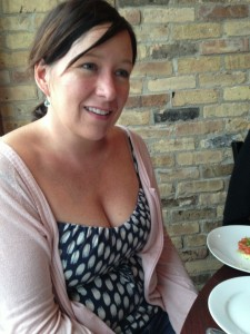 Chef Lynn Chisolm of Paddock Club/Photo: David Hammond