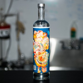 CH Distillery Artist Bottle