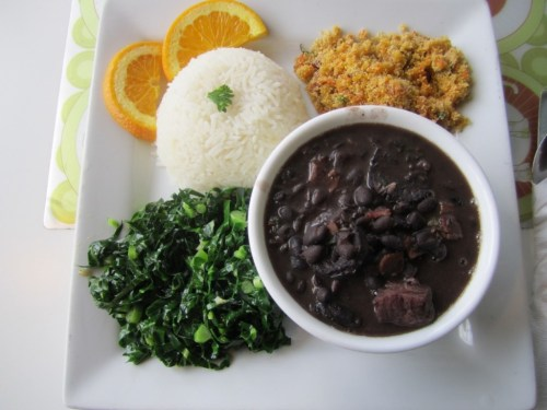 Feijoada at Taste of Brasil/Photo: David Hammond