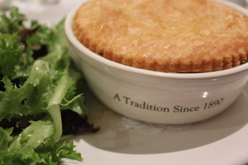 Mrs. Hering's Chicken Pot Pie/Photo: David Hammond