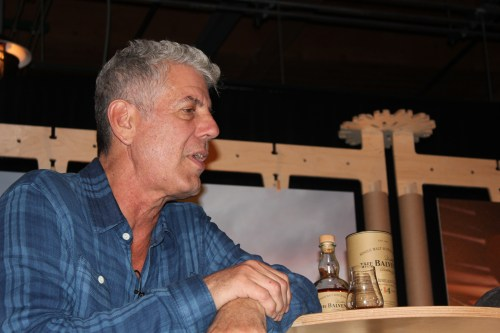 Anthony Bourdain/Photo: David Hammond