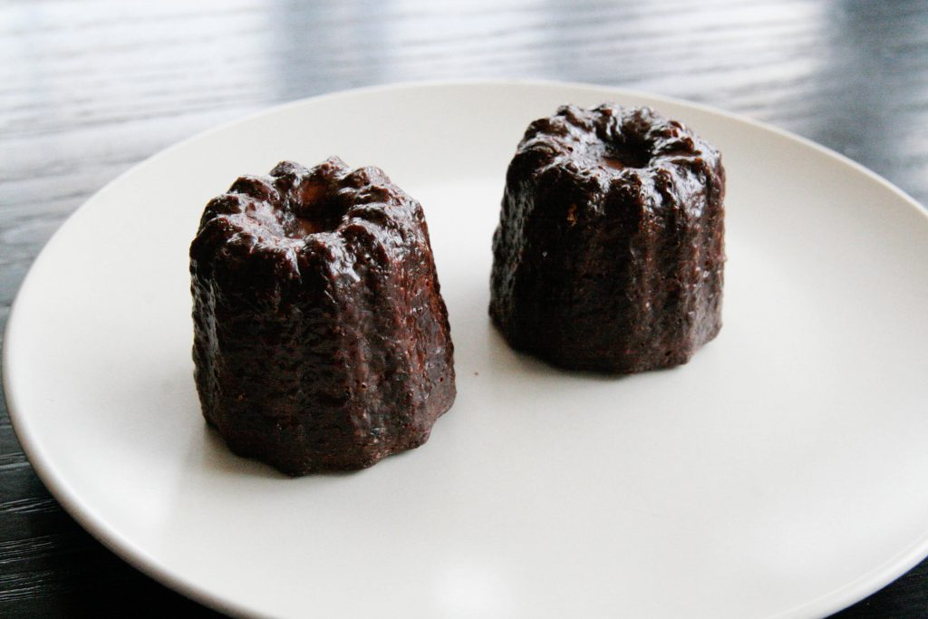 Caneles from Cellar Door Provisions