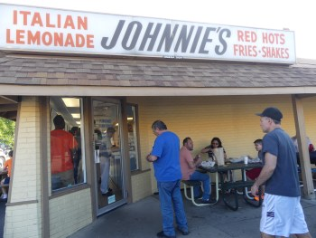 Summer 2019: Summer Is a Johnnie's Italian Beef Sandwich