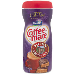 Belgian Chocolate Toffee Creamer