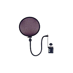 The Nady MPF-6 pro mic pop filter.