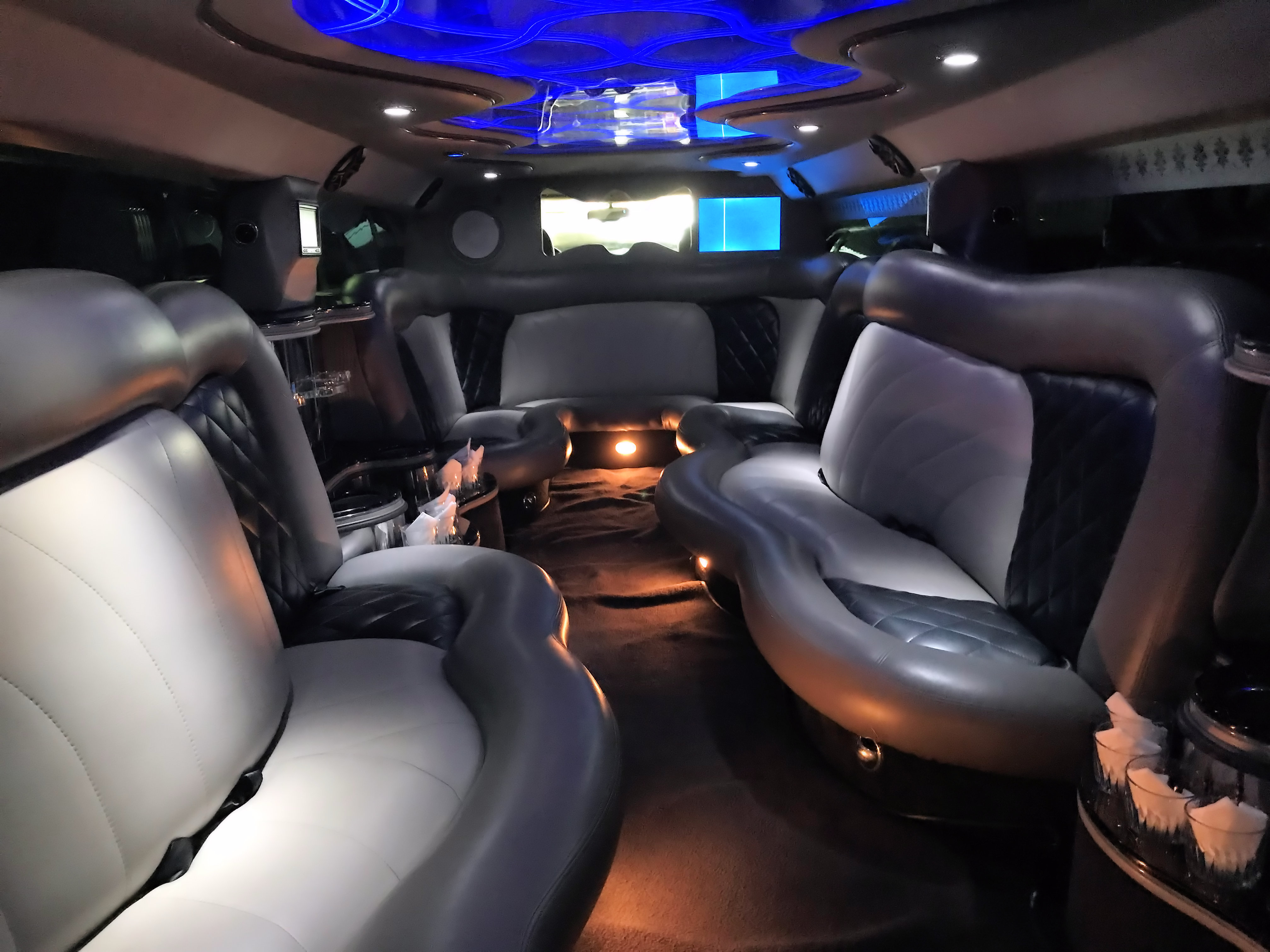 H2 Hummer SUV Limousine Rental in Reston VA Washington DC MD
