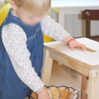 Atelier d'inspiration Montessori: la tirelire façon Ikea